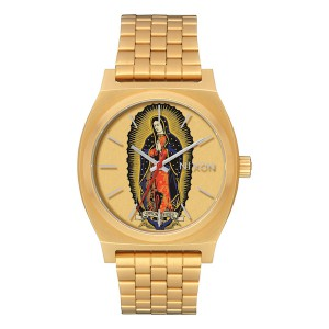 NIXON / THE TIME TELLER (GOLD/JESSEE)