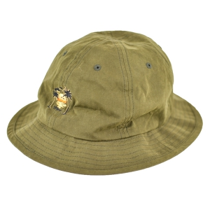 MINOS / SUNSET TENNIS HAT (OLIVE)