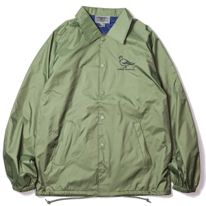 ANTIHERO / LIL PIGEON COACHES JACKET (OLIVE)