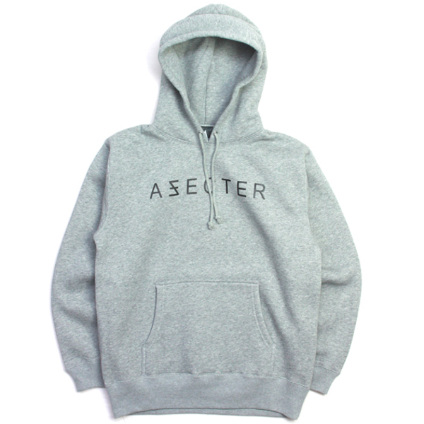 AFFECTER / CLASSIC BEFORE HOODIE (H.GREY)