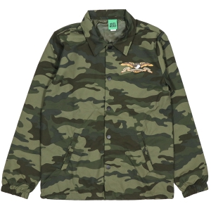 ANTIHERO / STOCK EAGLE COACHES JACKET (CAMO)