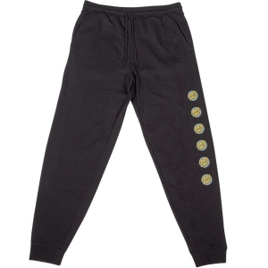 SANTA CRUZ / MULTI DOT SWEATPANT (BLACK)