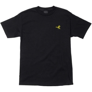 SANTA CRUZ / PUSHER TEE (BLACK)