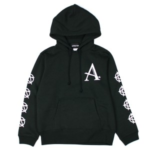 AFFECTER / SLASH BEFORE HOODIE (BLACK)