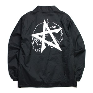 AFFECTER / XLV COACH JKT (BLACK)
