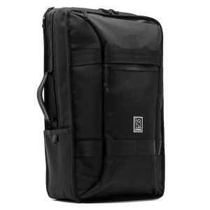CHROME / HIGHTOWER TRANSIT BACKPACK (ALL BLACK)