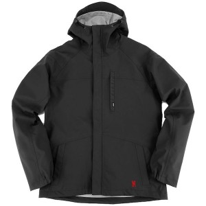 CHROME / STORM COBRA 2.0 JACKET (BLACK)