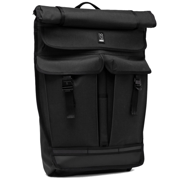 CHROME / PAWN 2.0 BACKPACK (BLACK)