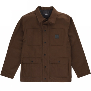 VANS / DRILL CHORE COAT LINED JACKET (DEMITASSE/AVE/RIPSTOP)