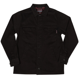 INDEPENDENT / TOIL L/S WORK JACKET (BLACK)