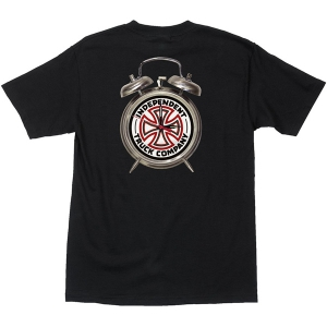 INDEPENDENT X THRASHER / TTG TEE (BLACK)