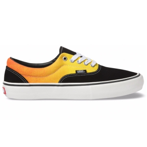 "VANS / ERA PRO (""FADE""BLACK/ORANGE)"