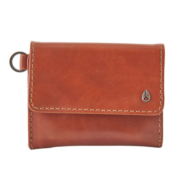 NIXON / BANDIDO WALLET (SADDLE)