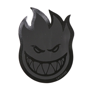 SPITFIRE / BIGHEAD STICKER (BLACKOUTS)