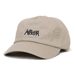 AFFECTER / CROSS FIVE PANEL CAP (KHAKI)