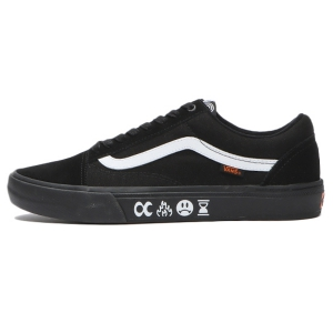 "VANS / OLD SKOOL PRO BMX (""CULT""BLACK/BLACK)"