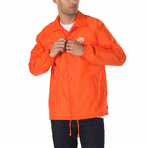 VANS / TORREY COACHES JACKET (FLAME)