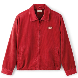 BRIXTON / WOMENS UTOPIA CORDUROY JACKET (CHILI PEPPER)