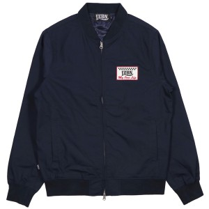 LZBN / PATCH JACKET (NAVY)