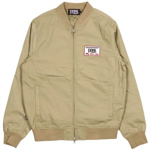 LZBN / PATCH JACKET (BEIGE)
