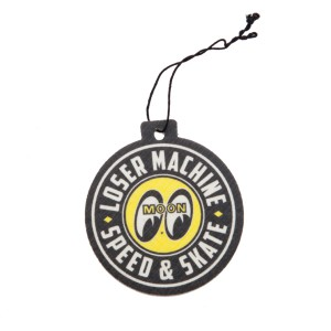 LOSER MACHINE / LMC X MOONEYES AIR FRESHENER (ASSORTED)