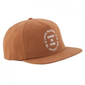 LOSER MACHINE / NORTHERN SNAPBACK CAP (RUST)
