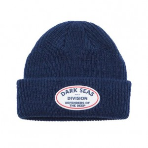 DARK SEAS / HAZE BEANIE (NAVY)