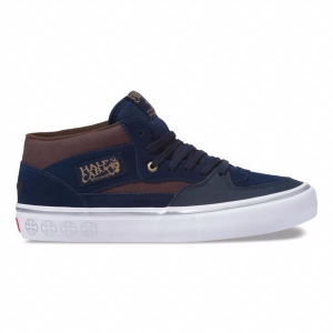 VANS / VANS X INDEPENDENT HALF CAB PRO (DRESS BLUES)