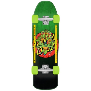 SANTA CRUZ X TMNT / TURTLE POWER 80S CRUZER 9.35