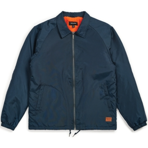 BRIXTON / CLAXTON COLLAR SHERPA JACKET (CAPTAIN BLUE)