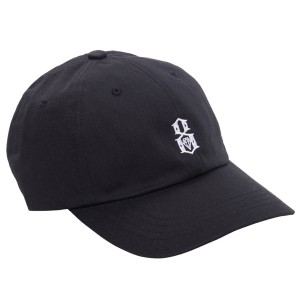 REBEL8 / BOGEY STRAPBACK CAP (BLACK)