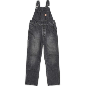 BRIXTON / UNION OVERALL (WORN BLACK)