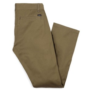 BRIXTON / RESERVE CHINO PANT (OLIVE)