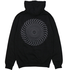 SPITFIRE / CLASSIC SWRL PULLOVER HOODIE (BLACKOUTS)