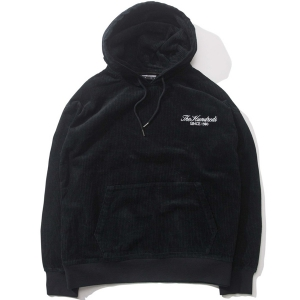 THE HUNDREDS / CYPRESS PULLOVER HOODIE (BLACK)