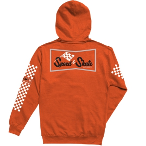 LOSER MACHINE / HOT FOOT PULLOVER HOODIE (ORANGE)