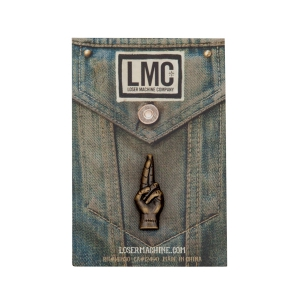 LOSER MACHINE / LMC GOOD LUCK PIN