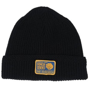 THE HUNDREDS / BELL BEANIE (BLACK)