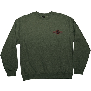 INDEPENDENT / OGBC STAMP CREWNECK SWEAT (ARMY HEATHER)