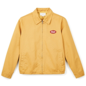 BRIXTON / WOMENS UTOPIA JACKET (MAIZE)