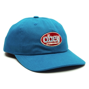 OBEY / REMAIN 6-PANEL SNAPBACK CAP (PINE)