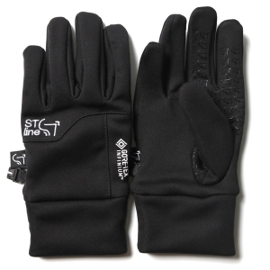 ST LINE / GORE-TEX INFINIUM GLOVES (BLACK)