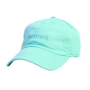 AFFECTER / COLOR LOGO BALL CAP (LT.BLUE)