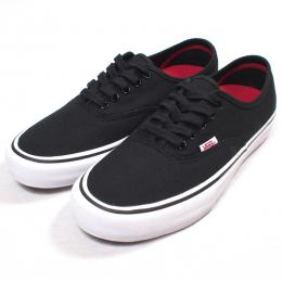 VANS /AUTHENTIC PRO (BLACK/WHITE)
