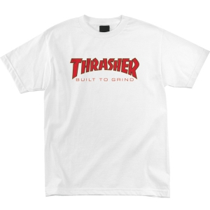 INDEPENDENT X THRASHER / BTG TEE (WHITE)