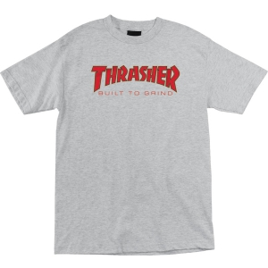 INDEPENDENT X THRASHER / BTG TEE (ATHLETIC HEATHER)