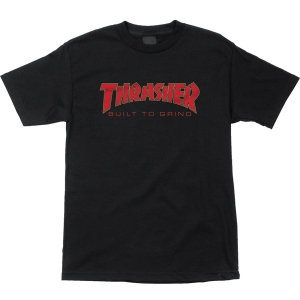 INDEPENDENT X THRASHER / BTG TEE (BLACK)