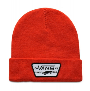 VANS / MILFORD BEANIE (SPICY ORANGE)