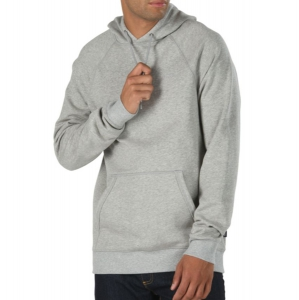 VANS / VERSA PULLOVER HOODIE (CEMENT HEATHER)