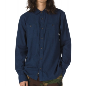 VANS / BANFIELD III FLANNEL SHIRT (DRESS BLUES)